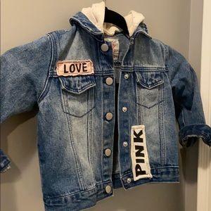 Cutest Zara jean jacket